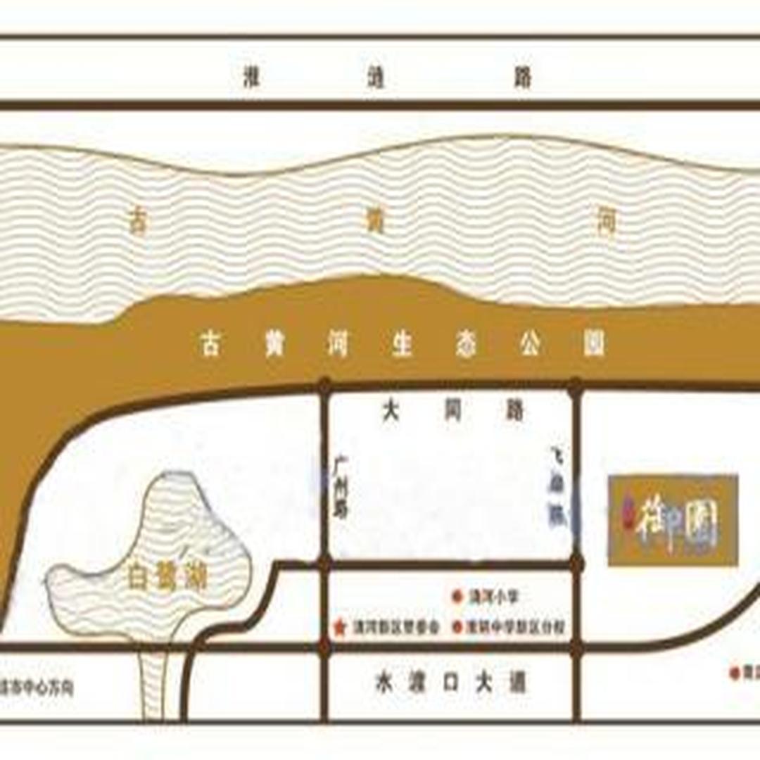 城開御園位置圖