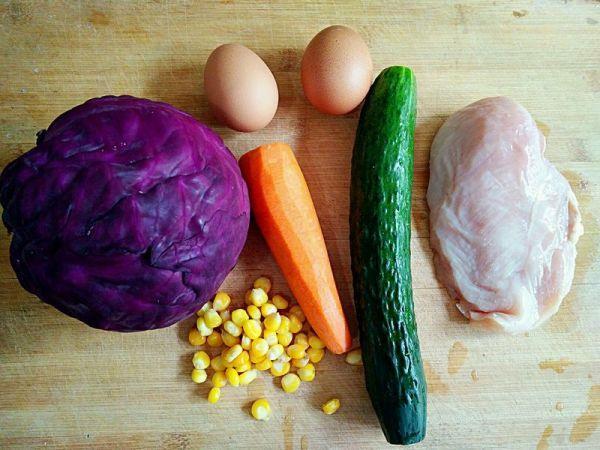 减脂餐 减肥菜谱 第1张