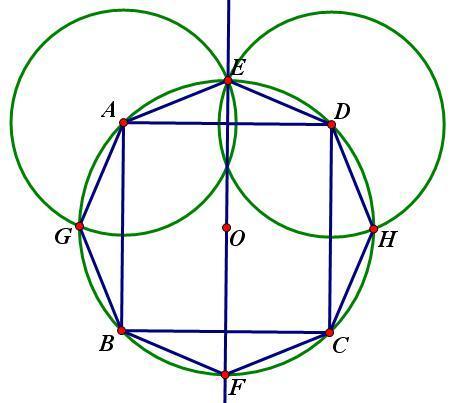 正八 角形